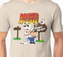 Danger Mouse Trouble Unisex T-Shirt