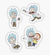 Sticky Ricks Sticker