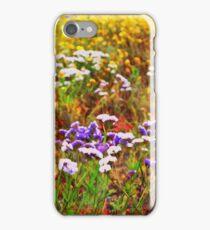 Flower Fields iPhone Case/Skin