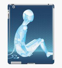 DEEP THOUGHT iPad Case/Skin