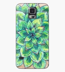 The Single Succulent Case/Skin for Samsung Galaxy