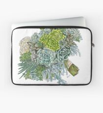 Succulent Obsession Laptop Sleeve
