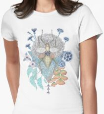 Key to other dimension Women's Fitted T-Shirt