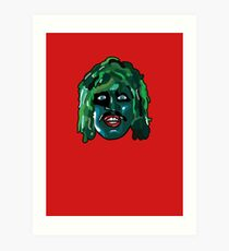 The Mighty Boosh - Old Gregg Art Print