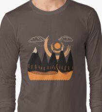 Sunny Mountain Pass T-Shirt