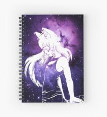 Beauty Beyond Worlds Spiral Notebook