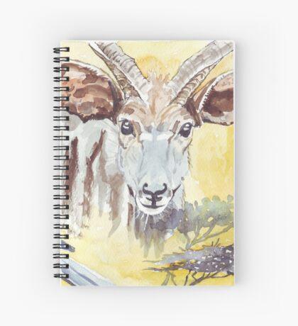 Bushveld epitome Spiral Notebook