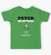 Peter McKenna, Collingwood  (this does not work on black or white shirts) Kids Clothes