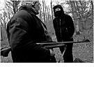 I support Hunt Saboteurs by AnimalLib