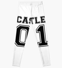 Castle 01 - Varsity Style Leggings