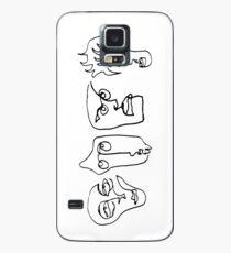 Funda/vinilo para Samsung Galaxy estado animico