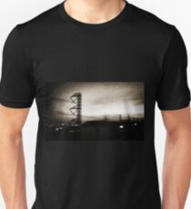 An industrial sunrise T-Shirt
