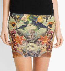 Meowosaurus Mini Skirt