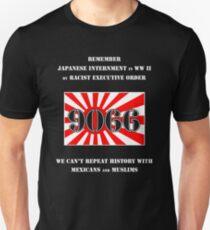 Japanese Internment in WW II Unisex T-Shirt