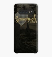 Sassenach at Heart Case/Skin for Samsung Galaxy
