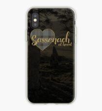 Sassenach at Heart iPhone Case
