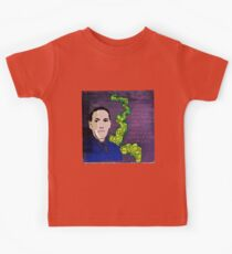 HP LOVECRAFT, AMERICAN GOTHIC WRITER Kids Clothes