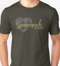 Sassenach at Heart Unisex T-Shirt