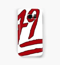 49ers Samsung Galaxy Case/Skin