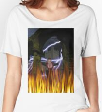 Gothic Women's Relaxed Fit T-Shirt