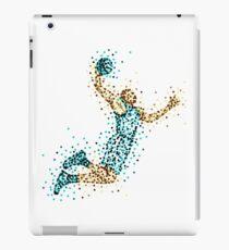 Basketball dunk iPad Case/Skin