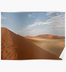 African desert Poster