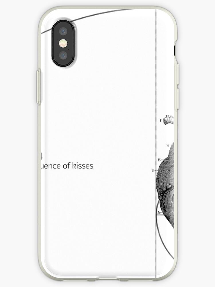 hot sale online 8a3b4 72121 'Fibonacci Heart' iPhone Case by Afonso Azevedo Neves