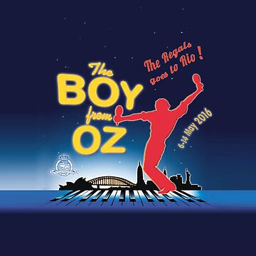 Regals - THE BOY FROM OZ - The Regals Goes To Rio - 2 by RegalsMusicals