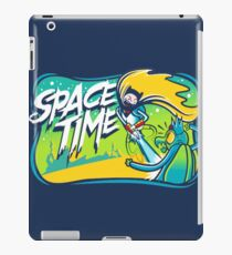 Space Time Adventure Time iPad Case/Skin