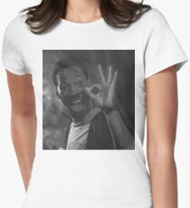 Eddie Murphy - Beverly Hills Cop Womens Fitted T-Shirt