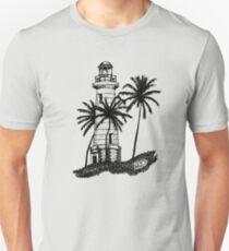 Light House in Galle Sri Lanka T-Shirt