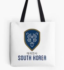 STH KOREA JERSEY Tote Bag