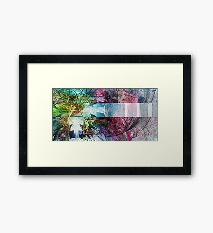 Pop... Framed Print