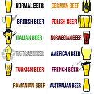 Stereotypes Bier von SangreSani
