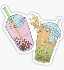Bubble Tea Sticker