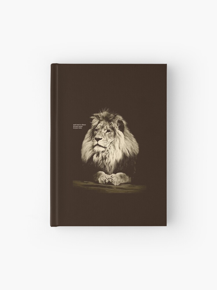 Work Of A Lion