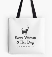 Every Woman & Her Dog Tote Bag
