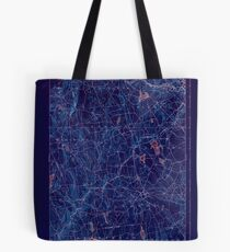 USGS TOPO Map Connecticut CT Gilead 331031 1892 62500 Inverted Tote Bag