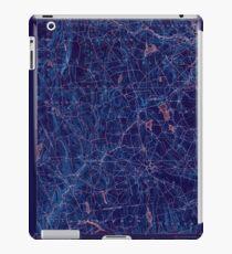 USGS TOPO Map Connecticut CT Gilead 331031 1892 62500 Inverted iPad Case/Skin