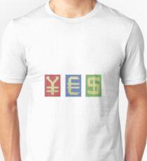 [Humor] ¥€$ Unisex T-Shirt