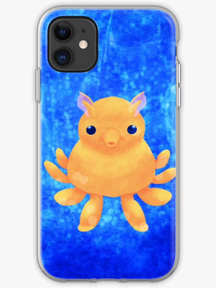 collecting silk from crystal spiders iphone 11 case