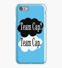 Team Cap? Team Cap iPhone Case/Skin