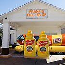 Mustard gas by Susan Littlefield
