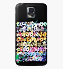 pony power Case/Skin for Samsung Galaxy