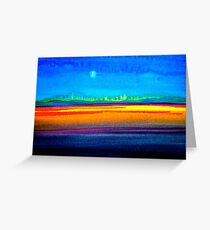 Landscape...Serenity Greeting Card