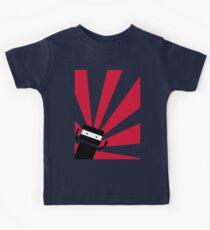 Ninja Robot Kids T-Shirt