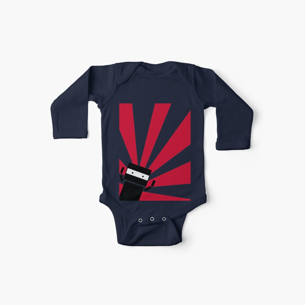 Ninja Roboter Baby Bodys