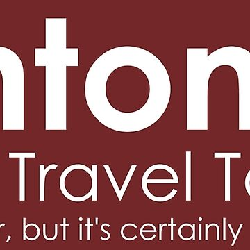 Alan Partridge - Linton Travel Tavern by landobry