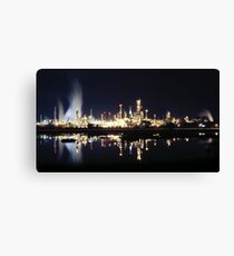 Martinez Shell Refinery Canvas Print