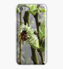 Bumbelbee in Spring iPhone Case/Skin